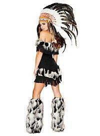 Sexy Sioux Indianer-Kostüm