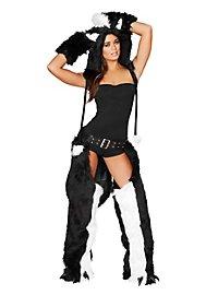 Sexy Skunk Premium Edition Kostüm