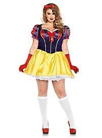Sexy Snow White Romantic Plus Size Costume