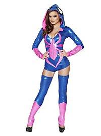 Sexy Spidey Premium Edition Kostüm