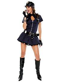 Sexy Streifenpolizistin Kostüm