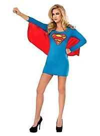 Sexy Supergirl with Wings