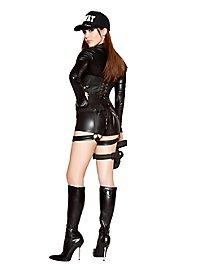 Sexy SWAT Babe Kostüm