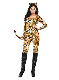 Sexy Tiger Suit Costume