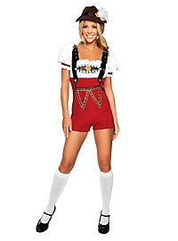 Sexy Tyrolean Miss Costume