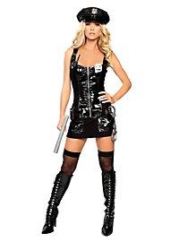 Sexy Wachtmeisterin Kostüm