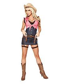 Sexy Western Sheriff Kostüm