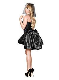 Sexy Widow Bride Costume