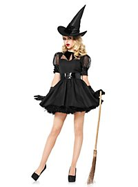Sexy Witch Costume black