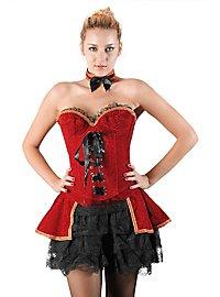 Sexy Zirkus Lady Kostüm
