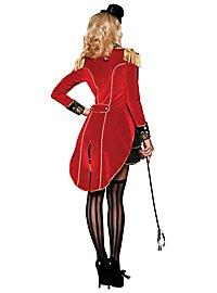 Sexy Zirkusdirektorin Kostüm