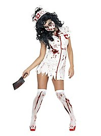 Sexy Zombie OP Assistant Costume