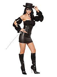Sexy Zorro Kostüm