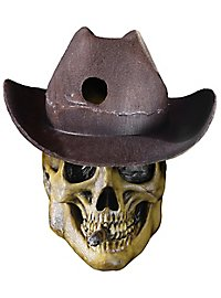 Shadows of Brimstone Untoter Cowboy Maske