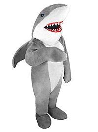 Sharky der Hai Maskottchen