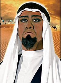Sheik Professional Chin Beard Made of Real Hair
