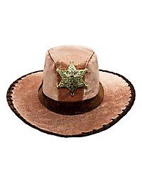 Sheriff-Hut  für Kinder