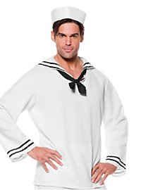 Shipmate white Costume