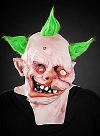 Shocking Clown Latex Mask
