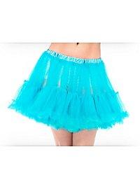 Short Petticoat turquoise