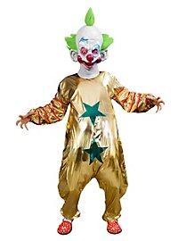 Shorty Killerclown Kostüm mit Maske