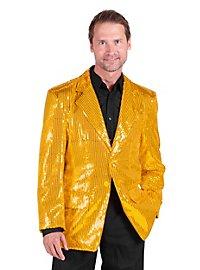 Show host jacket gold