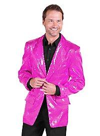 Show host jacket pink