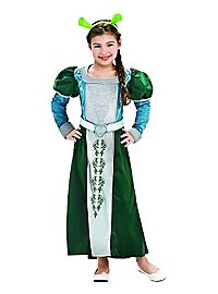 Shrek Princess Fiona Child Costume
