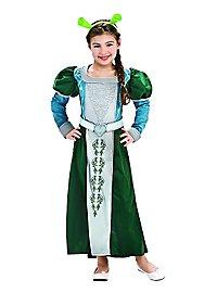 Shrek Prinzessin Fiona Kinderkostüm