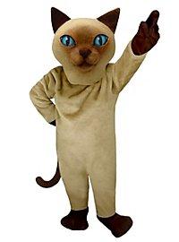 Siamesische Katze Maskottchen