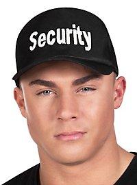 Sicherheitsdienst Mütze