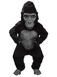 Silberrücken Gorilla Maskottchen