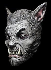 Silberwolf Maske