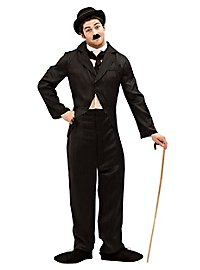 Silent movie comedian costume