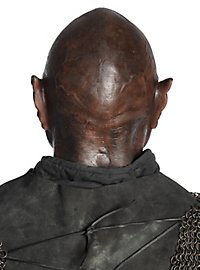 Silicone orc mask - Grakharr