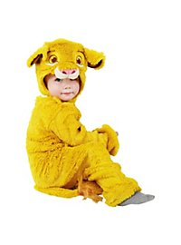 Simba Baby Costume