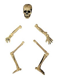 Skeleton Halloween Garden Decoration
