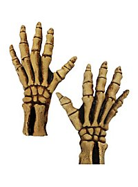 Skeleton Hands ivory