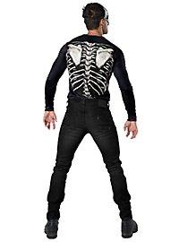 Skeleton Mask and Shirt