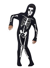 Skeleton overall for children