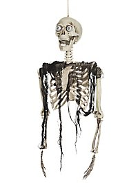 Skeleton Torso Hanging Decoration with Light Effect