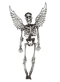Skeleton with Wings silver