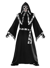 Skeleton Wizard Costume