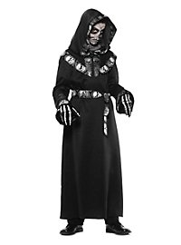 Skeleton Wizard Kids Costume