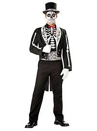 Skelett Bräutigam Kostüm E/A