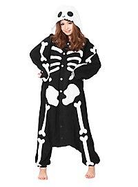 Skelett Kigurumi Kostüm