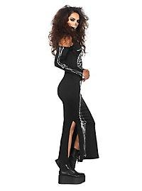 Skelett Kleid Kostüm