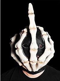 Skeletthand Maske