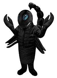Skorpion Maskottchen