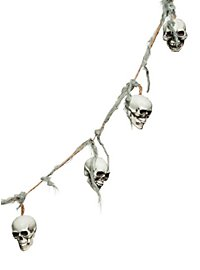 Skull Garland Halloween Decoration